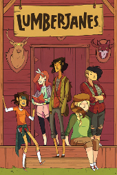 THE LUMBERJANES. GUARDATEVI DAL SACRO MICIO