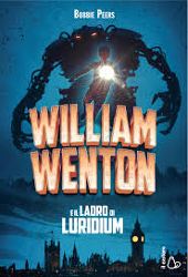 WILLIAM WENTON E IL LADRO DI LURIDIUM